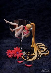 ASK Glass Girl LILY WINE by RIBOSE 2