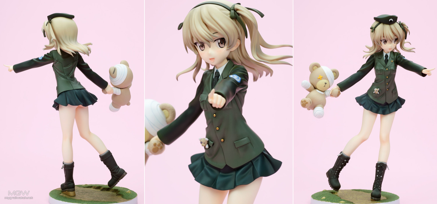 DreamTech Shimada Alice Panzer Jacket Ver. by WAVE from GIRLS und PANZER der FILM
