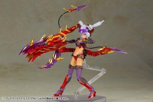 Frame Arms Girl Hresvelgr=Rufus (Agito) by Kotobukiya 10