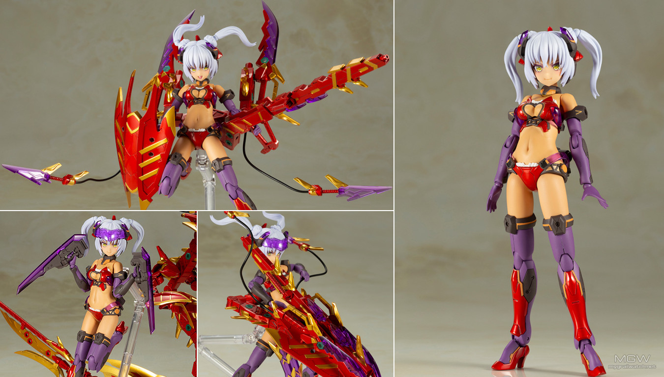 Frame Arms Girl Hresvelgr=Rufus (Agito) by Kotobukiya