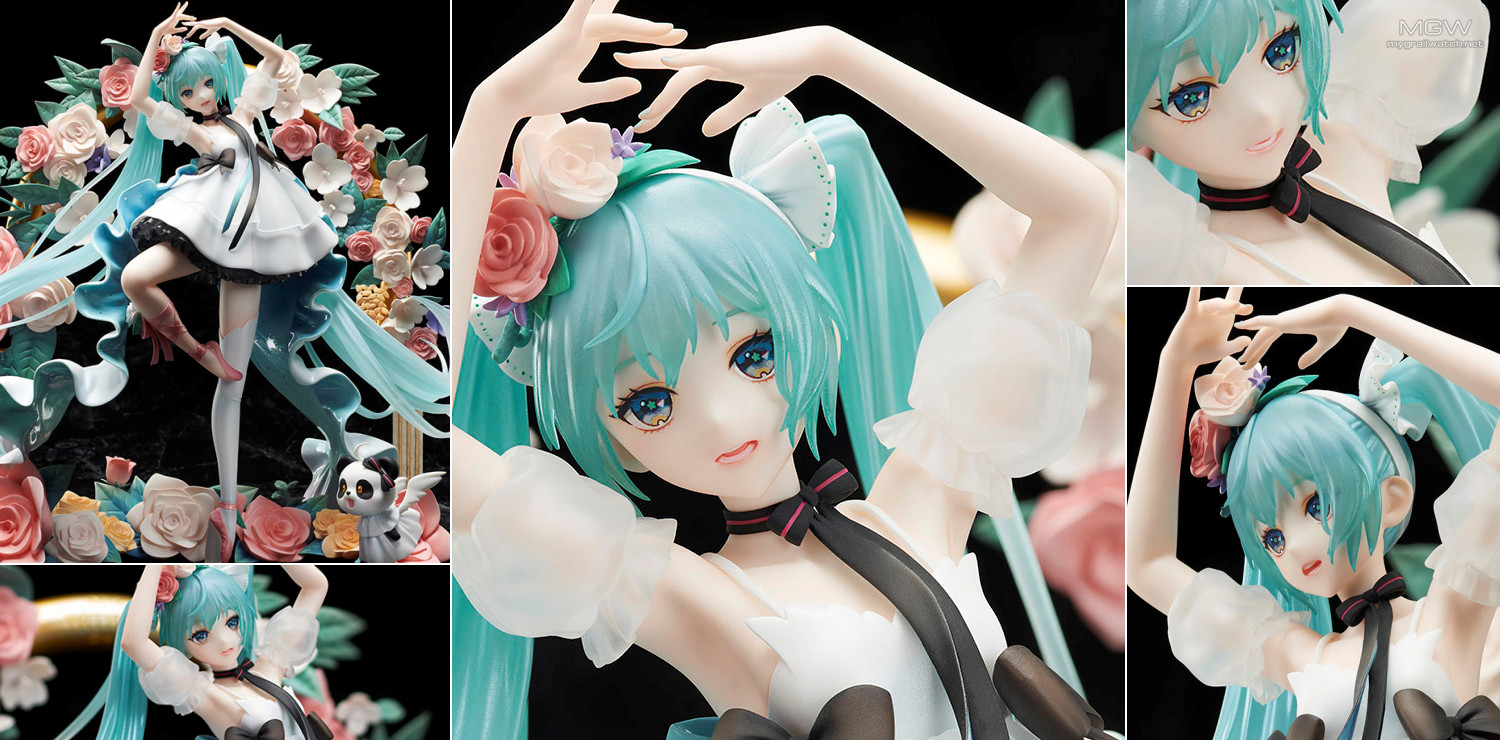 Hatsune Miku MIKU WITH YOU 2019 Ver. by FuRyu
