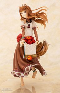 Holo Plentiful Apple Harvest Ver. by Chara Ani from Spice and Wolf 2