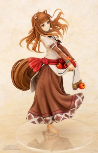 Holo Plentiful Apple Harvest Ver. by Chara Ani from Spice and Wolf 3