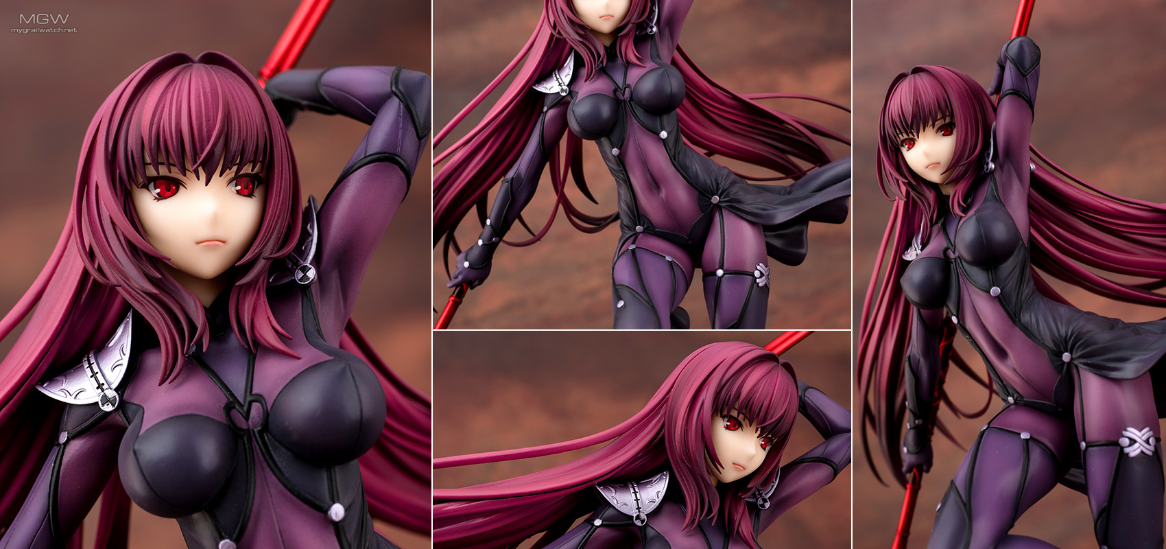 Lancer/Scáthach by quesQ from Fate/Grand Order