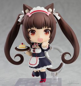 Nendoroid Chocola from NekoPara 1