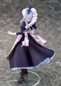 Teletha Testarossa Maid Ver. by Phat from Full Metal Panic Invisible Victory Dancing Very Merry Christmas 2
