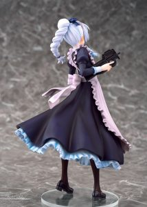 Teletha Testarossa Maid Ver. by Phat from Full Metal Panic Invisible Victory Dancing Very Merry Christmas 3
