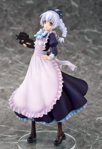 Teletha Testarossa Maid Ver. by Phat from Full Metal Panic Invisible Victory Dancing Very Merry Christmas 4