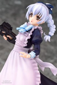 Teletha Testarossa Maid Ver. by Phat from Full Metal Panic Invisible Victory Dancing Very Merry Christmas 6