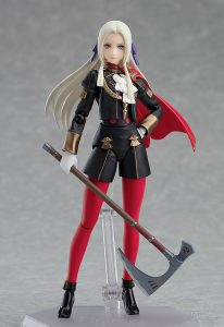 figma Edelgard von Hresvelg by Good Smile Company from Fire Emblem Three Houses 1
