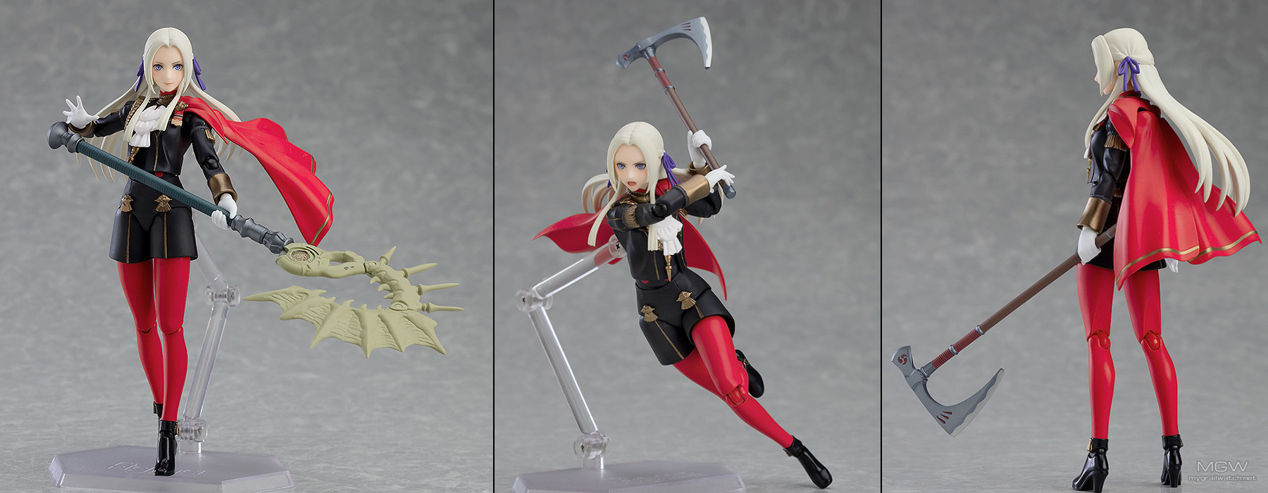 figma Edelgard von Hresvelg by Good Smile Company from Fire Emblem Three Houses