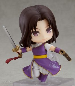Nendoroid Lin Yueru DX Ver. by Good Smile Arts Shanghai from Chinese Paladin 4