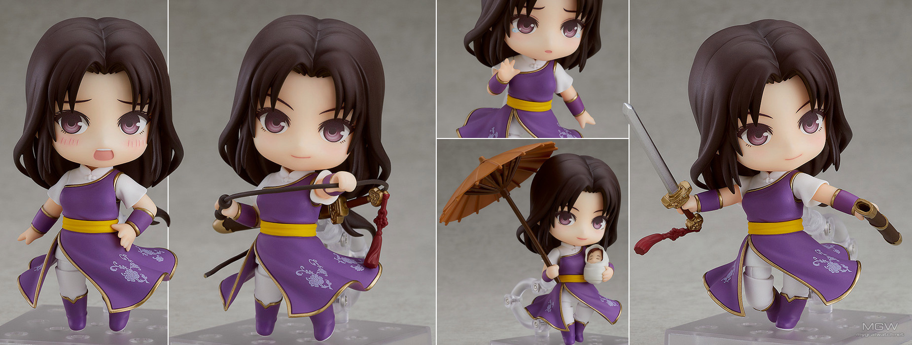 Nendoroid Lin Yueru DX Ver. by Good Smile Arts Shanghai from Chinese Paladin