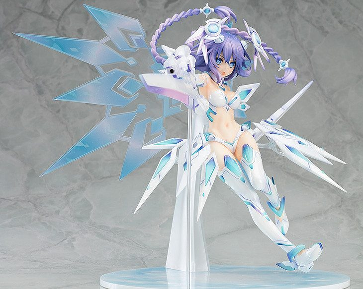 Purple Heart Lilac COOL by Good Smile Company from Hyper Dimension Neptunia 3
