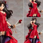 Rin Tohsaka ~15th Celebration Dress Ver.~ by Good Smile Company from Fate/stay night MGW Header