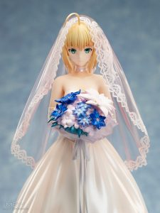 Saber ~ 10th Royal Dress ver. ~ by Aniplex from Fate/stay night 2