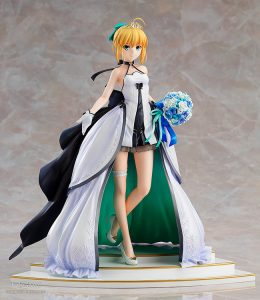 Saber ~15th Celebration Dress Ver.~ by Good Smile Company from Fate/stay night 1