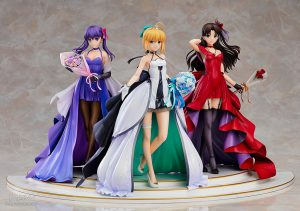 Saber ~15th Celebration Dress Ver.~ by Good Smile Company from Fate/stay night 6