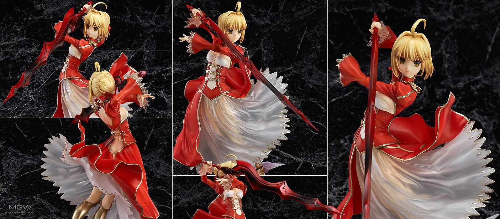 Saber Extra by Good Smile Company from Fate EXTRA