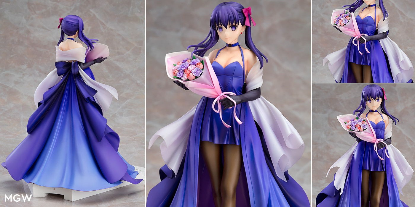 Sakura Matou ~15th Celebration Dress Ver.~ by Good Smile Company from Fate/stay night MGW Header