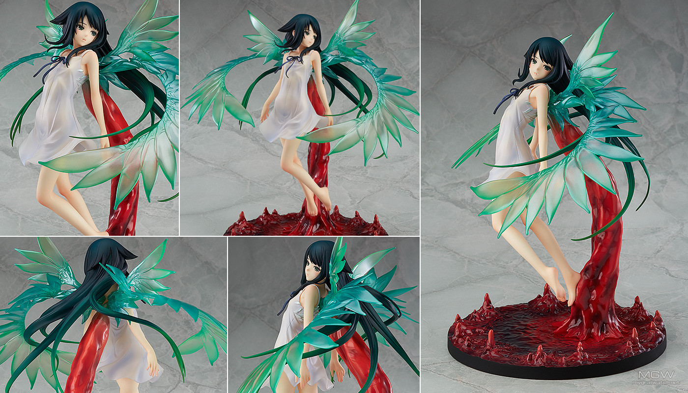 Saya from Saya no Uta by WING