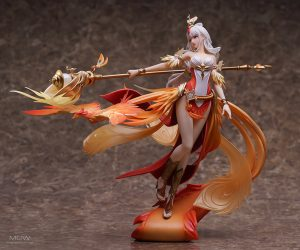 Wang Zhaojun Flying Phoenixes Ver. by Myethos from King of Glory 4