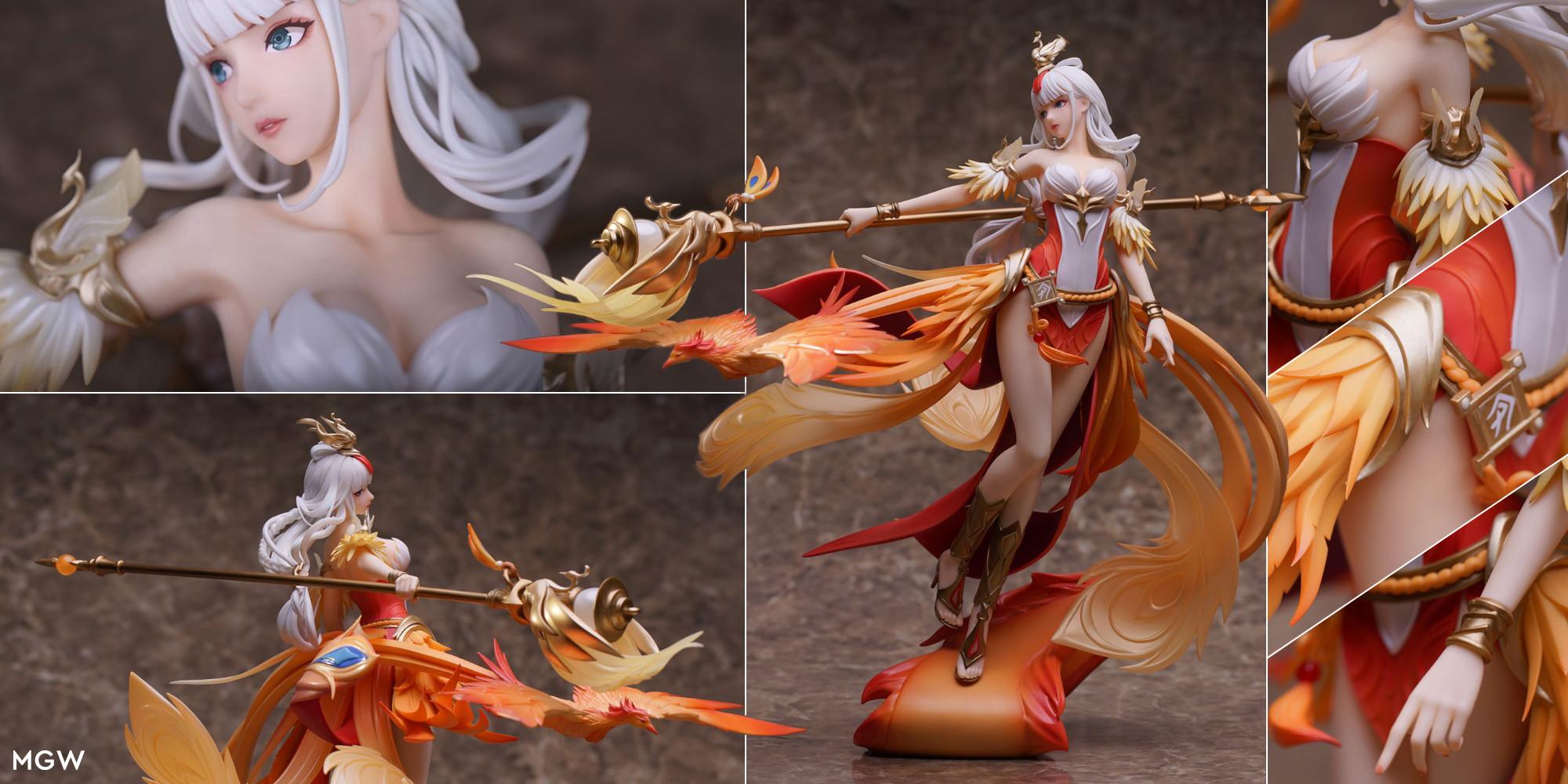 Wang Zhaojun Flying Phoenixes Ver. by Myethos from King of Glory
