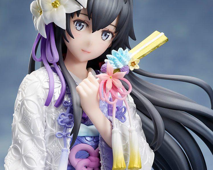 Yukinoshita Yukino White Kimono by FuRyu from My Teen Romantic Comedy SNAFU 4