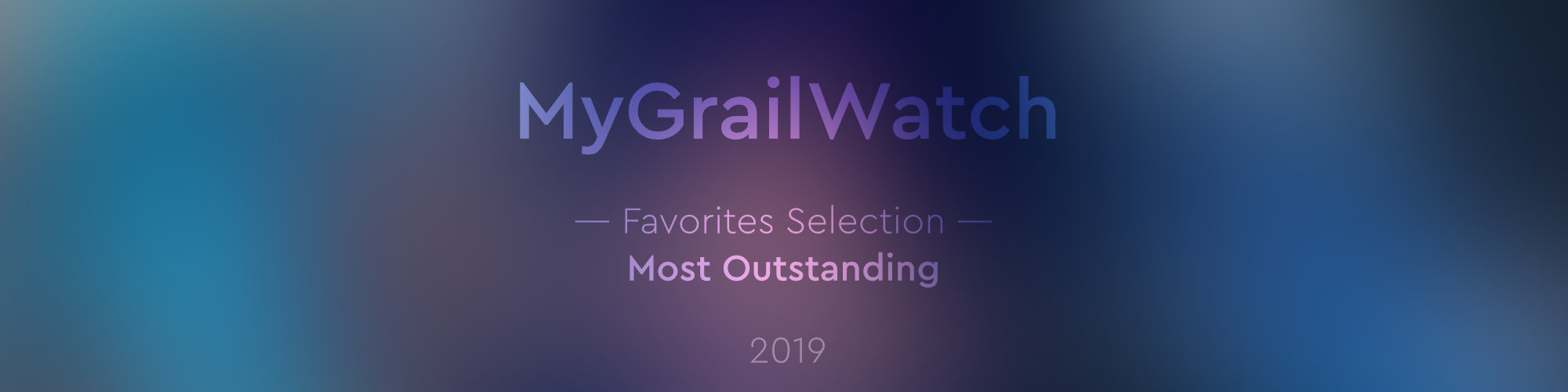 mgw favorites selection most outstanding 2019