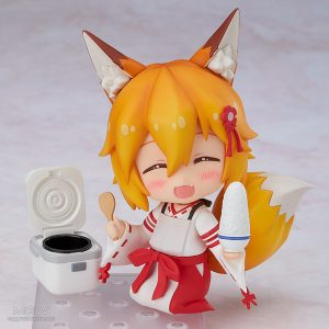 Nendoroid Senko by Good Smile Company from The Helpful Fox Senko san 4