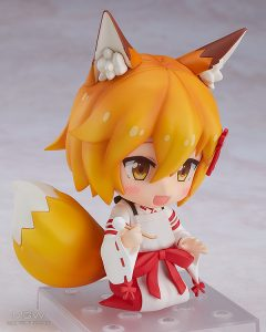 Nendoroid Senko by Good Smile Company from The Helpful Fox Senko san 5