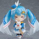 Nendoroid Snow Miku Snow Parade Ver. by Good Smile Company