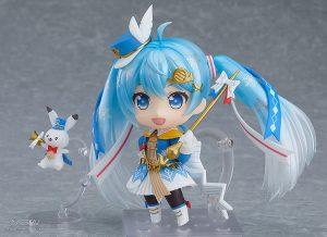 Nendoroid Snow Miku Snow Parade Ver. by Good Smile Company 2