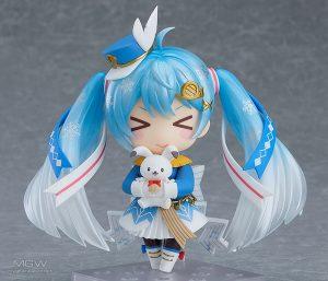 Nendoroid Snow Miku Snow Parade Ver. by Good Smile Company 4