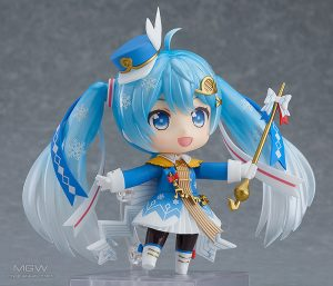 Nendoroid Snow Miku Snow Parade Ver. by Good Smile Company 5