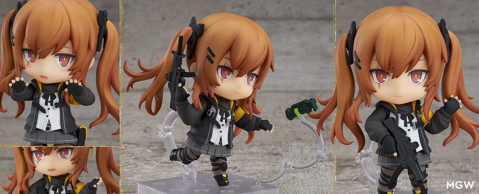 Nendoroid UMP9 from Girls Frontline