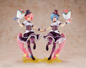 Ram & Rem Birthday Ver. Complete Set by KADOKAWA from Re:ZERO -Starting Life in Another World- 1