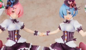 Ram & Rem Birthday Ver. Complete Set by KADOKAWA from Re:ZERO -Starting Life in Another World- 2