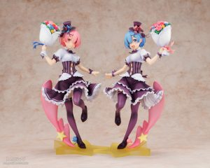 Ram & Rem Birthday Ver. Complete Set by KADOKAWA from Re:ZERO -Starting Life in Another World- 4