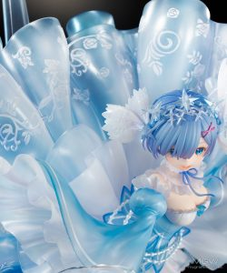 Rem Crystal Dress Ver. by SHIBUYA STREAM FIGURE from ReZERO Starting Life in Another World 11