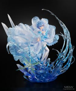 Rem Crystal Dress Ver. by SHIBUYA STREAM FIGURE from ReZERO Starting Life in Another World 7