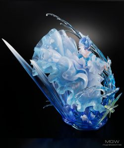 Rem Crystal Dress Ver. by SHIBUYA STREAM FIGURE from ReZERO Starting Life in Another World 8