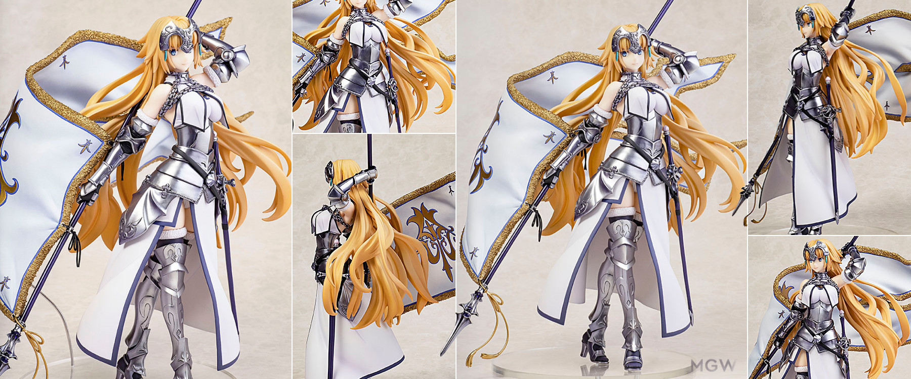 Ruler Jeanne dArc by FLARE from Fate Grand Order