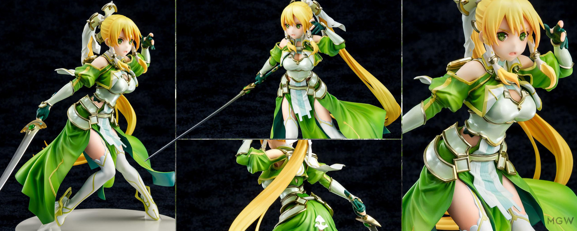 《Goddess of Earth Terraria》 Leafa from Sword Art Online