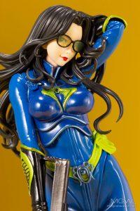 G.I. JOE Bishoujo Baroness 25th Anniversary Blue Limited Edition by Kotobukiya 10