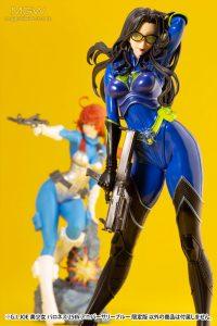 G.I. JOE Bishoujo Baroness 25th Anniversary Blue Limited Edition by Kotobukiya 11