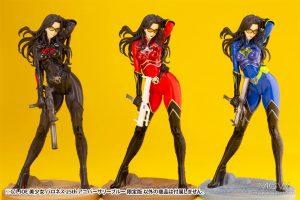 G.I. JOE Bishoujo Baroness 25th Anniversary Blue Limited Edition by Kotobukiya 12