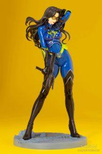 G.I. JOE Bishoujo Baroness 25th Anniversary Blue Limited Edition by Kotobukiya 2