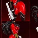 G.I. JOE Bishoujo Baroness Crimson Strike Team by Kotobukiya