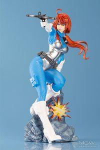 G.I. JOE Bishoujo Scarlett Sky Blue Limited Edition by Kotobukiya 1